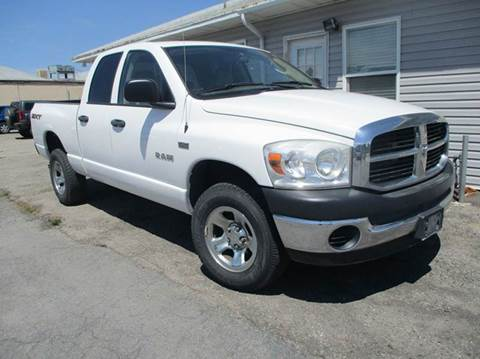 2008 Dodge Ram Pickup 1500 for sale at Major Car Inc in Murray UT