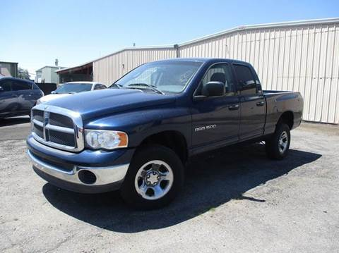 2002 Dodge Ram Pickup 1500 for sale at Major Car Inc in Murray UT