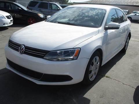 2013 Volkswagen Jetta for sale at Major Car Inc in Murray UT