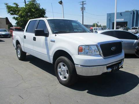 2008 Ford F-150 for sale at Major Car Inc in Murray UT