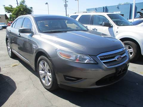 2011 Ford Taurus 108836 Miles & Major Car Inc - Used Cars - Murray UT Dealer markmcfarlin.com
