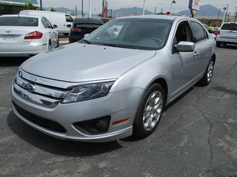 2011 Ford Fusion for sale in Murray, UT