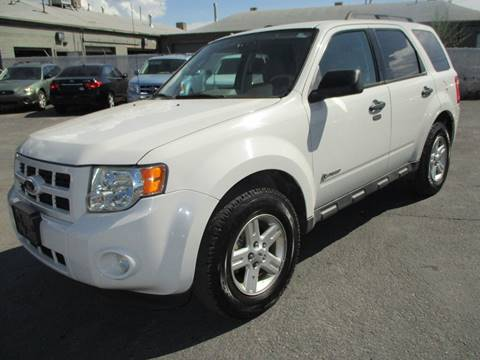 2010 Ford Escape Hybrid for sale in Murray, UT
