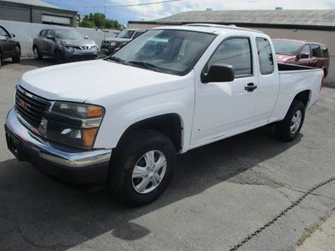 2008 GMC Canyon for sale in Murray, UT
