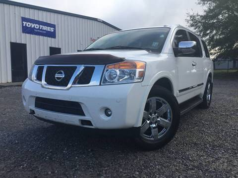 2012 Nissan Armada for sale in Gulfport, MS