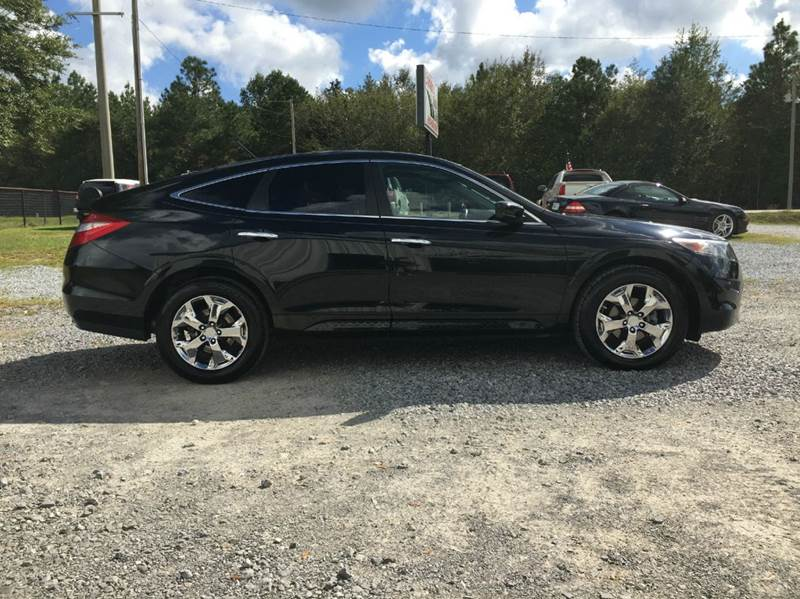 2011 Honda Accord Crosstour Ex L 4dr Crossover In Gulfport