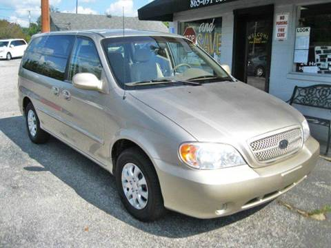 2004 Kia Sedona for sale in Knoxville, TN