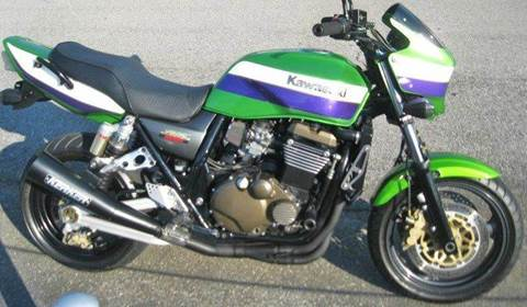 2001 Kawasaki ZRX 1200R for sale in Knoxville, TN