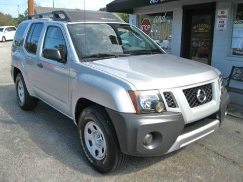 2011 Nissan Xterra for sale in Knoxville, TN