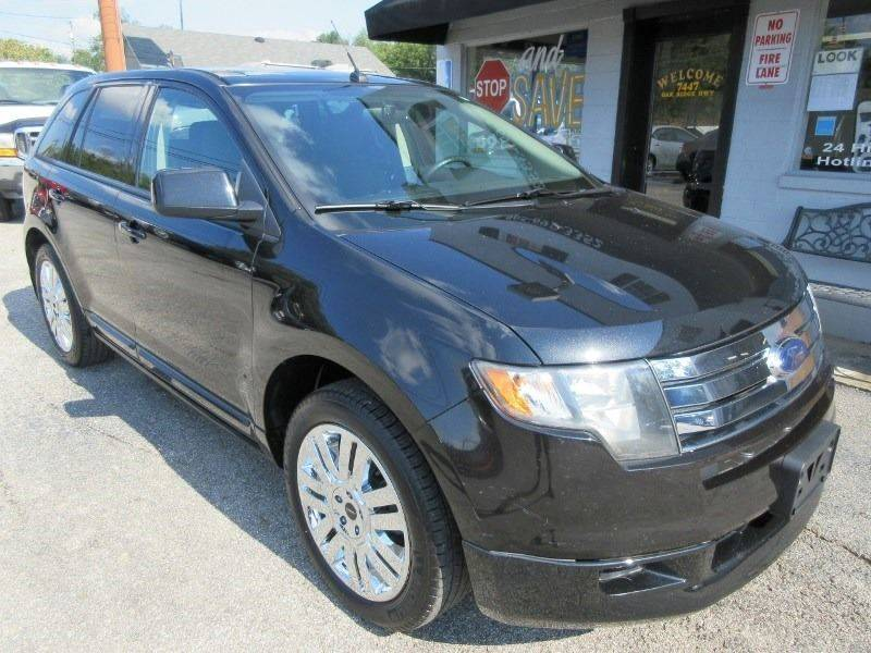 Ford Edge Sport Dr Crossover Knoxville Tn