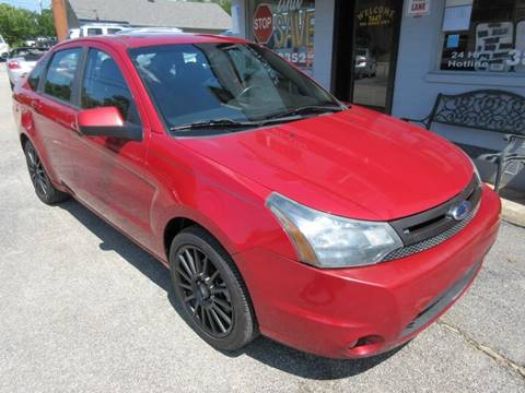2010 Ford Focus for sale in Knoxville, GA