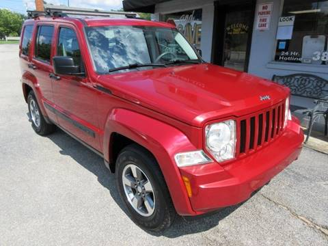 2008 Jeep Liberty for sale in Knoxville, GA