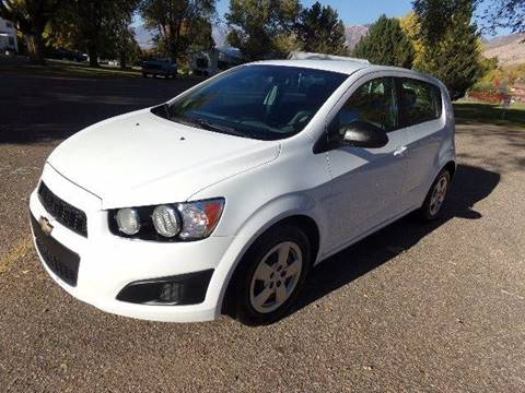 2013 Chevrolet Sonic for sale in Ogden, UT