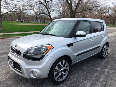 2013 Kia Soul for sale in Ogden, UT