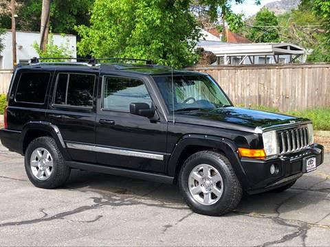 2008 Jeep Commander for sale in Ogden, UT