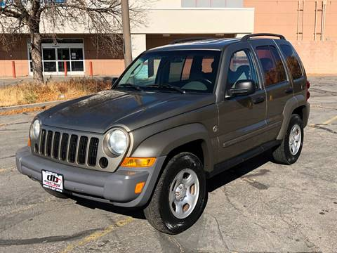 2007 Jeep Liberty for sale in Ogden, UT