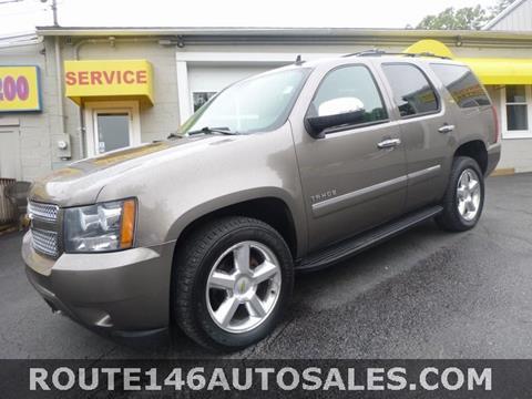 2011 Chevrolet Tahoe for sale in North Smithfield, RI