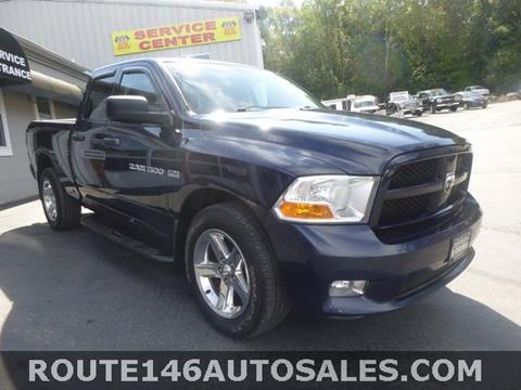 2012 RAM Ram Pickup 1500 for sale in North Smithfield, RI