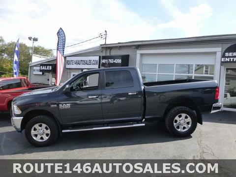 2014 RAM Ram Pickup 2500 for sale in North Smithfield, RI