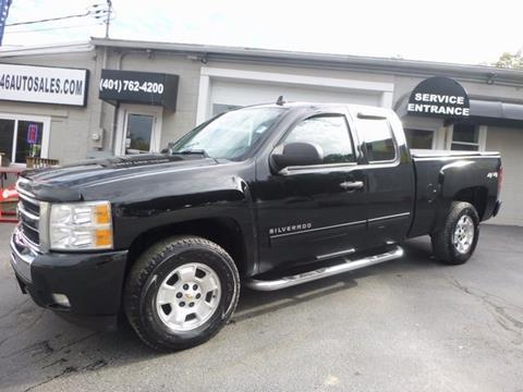 2011 Chevrolet Silverado 1500 for sale in North Smithfield, RI