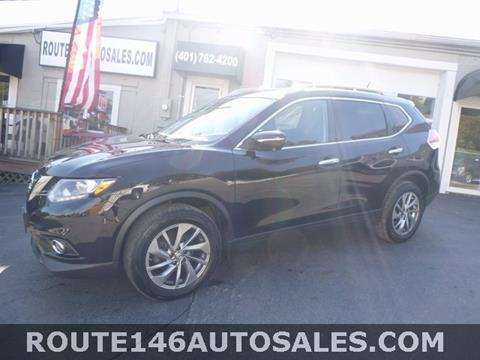 2014 Nissan Rogue for sale in North Smithfield, RI