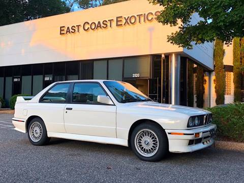 1988 Bmw M3 For Sale In Yorktown Va