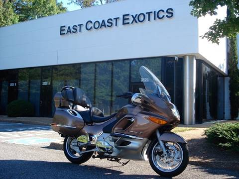 2003 BMW K1200GT for sale in Yorktown, VA