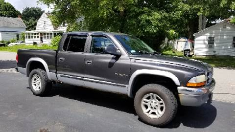 2001 Dodge Dakota for sale at R C Motors in Lunenburg MA