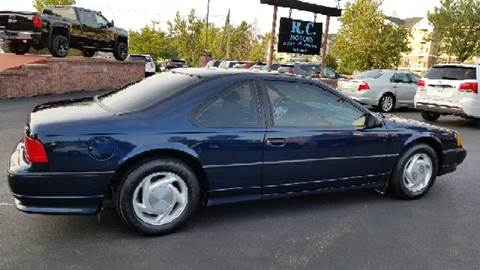 1990 Ford Thunderbird for sale at R C Motors in Lunenburg MA