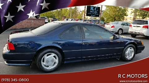 1990 Ford Thunderbird For Sale Carsforsale Com