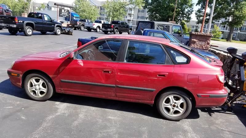 2004 Hyundai Elantra GT 4dr Hatchback   Lunenburg MA