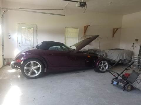 1999 Plymouth Prowler for sale in Lunenburg, MA