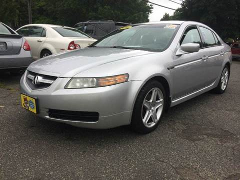2006 Acura TL for sale in Agawam, MA