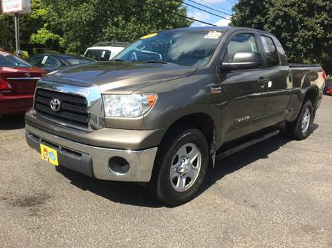 2008 Toyota Tundra for sale in Agawam, MA