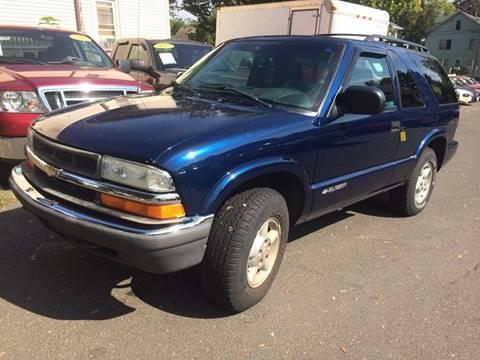 1999 Chevrolet Blazer for sale in Agawam, MA