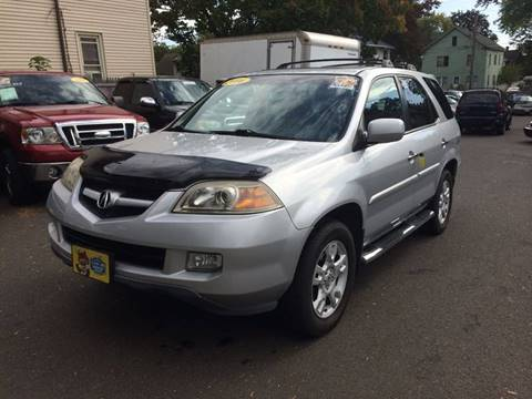2006 Acura MDX for sale in Agawam, MA