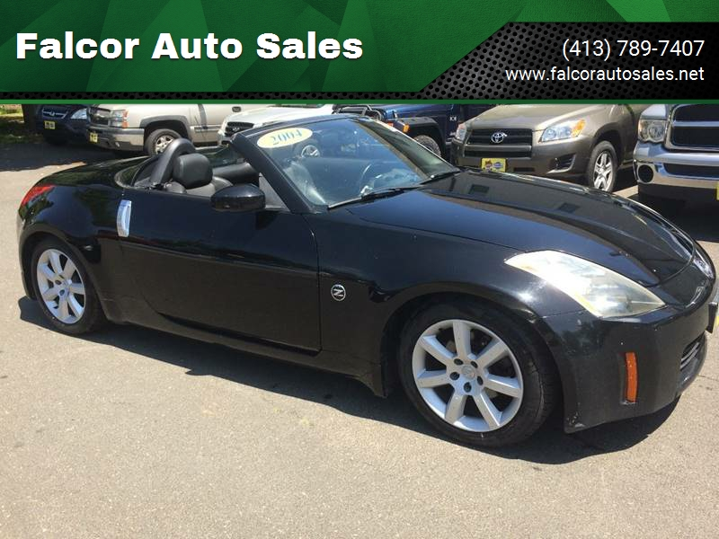 2004 Nissan 350z Touring 2dr Roadster In Agawam Ma Falcor Auto Sales
