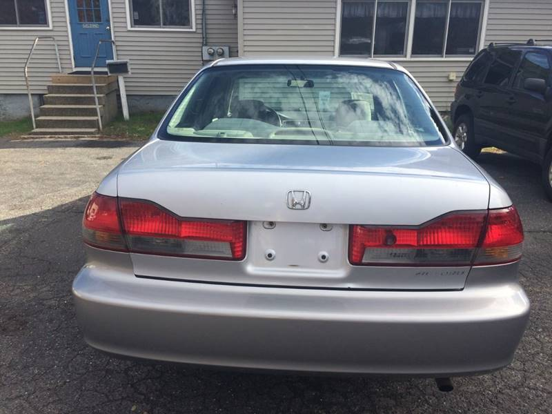 2002 honda accord lx 4dr sedan in agawam ma falcor auto sales