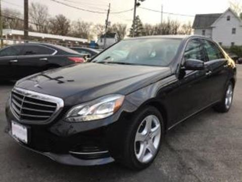 2014 Mercedes-Benz E-Class for sale in Woodbury, NJ