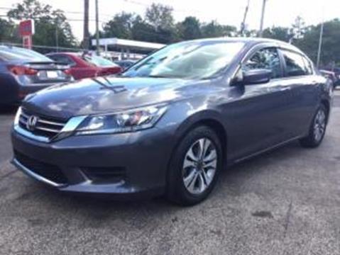 2014 Honda Accord for sale in Woodbury, NJ