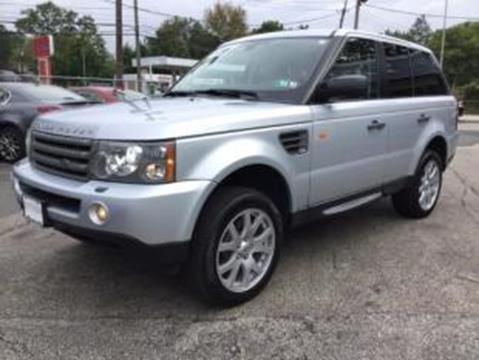 2007 Land Rover Range Rover Sport for sale in Woodbury, NJ