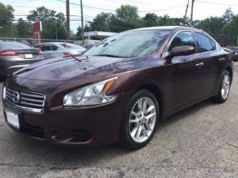 2014 Nissan Maxima for sale in Woodbury, NJ