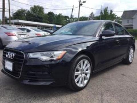 2014 Audi A6 for sale in Woodbury, NJ