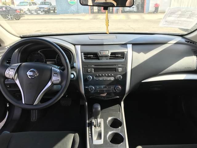 2014 Nissan Altima 2.5 4dr Sedan - Lancaster CA