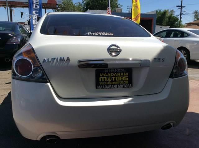 2015 Nissan Altima 2.5 S 4dr Sedan - Lancaster CA