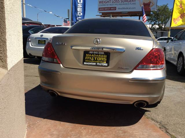 2006 Acura RL SH-AWD 4dr Sedan w/Navi System and Tech Package - Lancaster CA