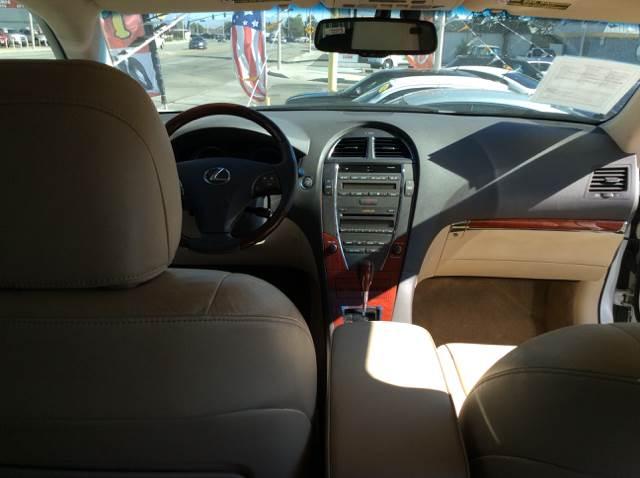 2011 Lexus ES 350 4dr Sedan - Lancaster CA