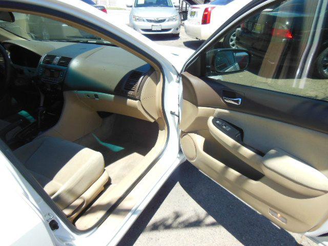 2007 Honda Accord Special Edition 4dr Sedan (2.4L I4 5A) - Lancaster CA