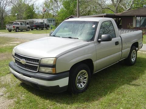 2007 Chevrolet Silverado 1500 Classic for sale in Beaumont, TX