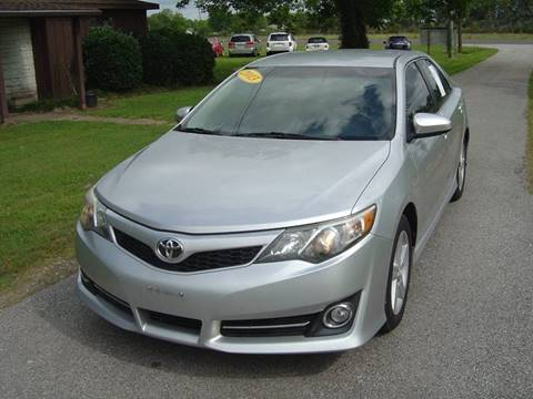 Toyota Camry For Sale in Beaumont, TX - Hattons German Imports